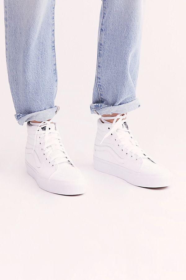 Sk8-Hi Platform 2.0 Sneakers
