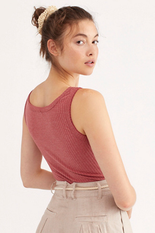 Raw Edge Tank by Intimately