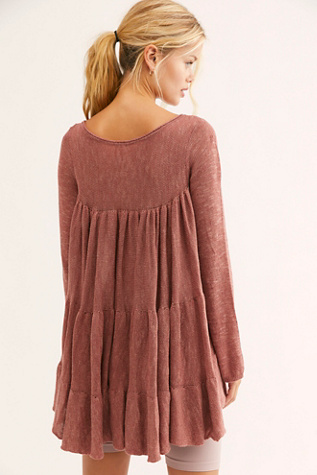 Midnight Ruffles Tunic by Free People