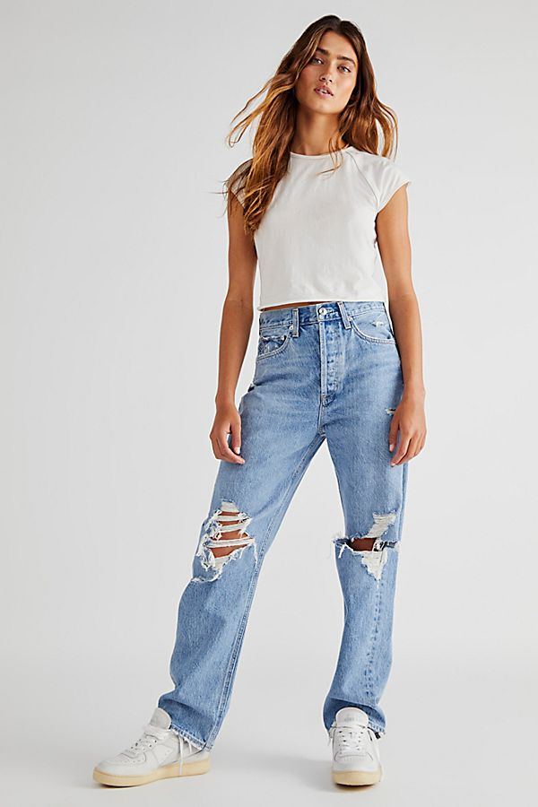 67700734cf7786 AGOLDE '90s Jeans   Free People UK