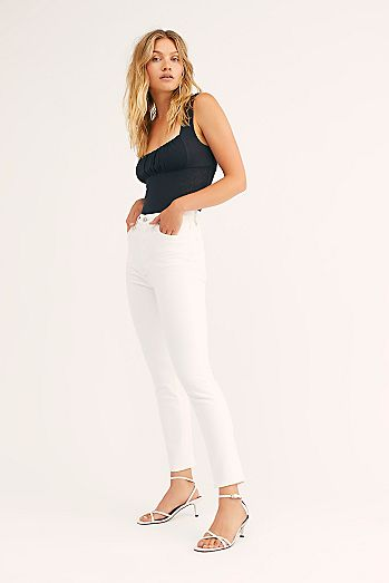 3e48249db90 Womens High Rise Jeans & High Waisted Jeans   Free People