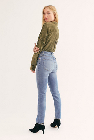 Citizens Of Humanity Olivia High Rise Skinny Jeans by Citizens Of Humanity