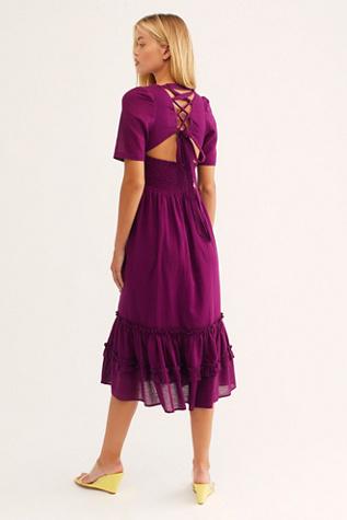 Frances Midi Dress by Endless Summer