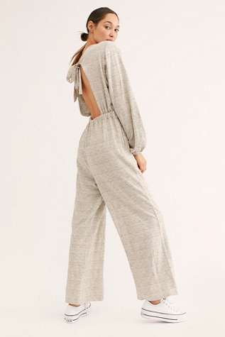 This Is Your Sunday Jumpsuit by Fp Beach