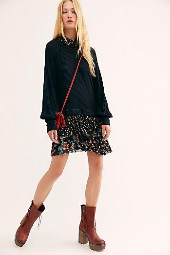 230fe7a91221c8 Mini Dresses: Shift Dresses & Little Black Dresses | Free People