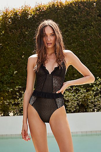 c8d0deb648a39 One-Piece Swimsuits & Bathing Suits | Free People