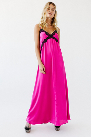 The Aballa Dress by Fame And Partners