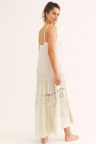 Smile Pretty Midi Slip by Intimately