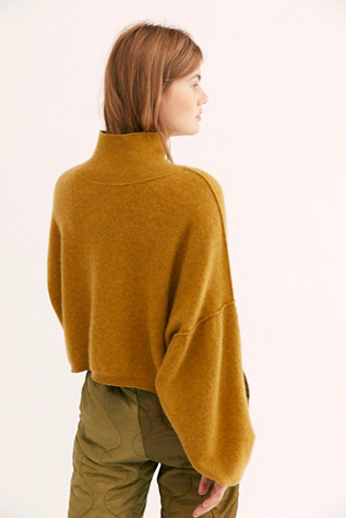 So Low So High Cashmere Jumper by Free People