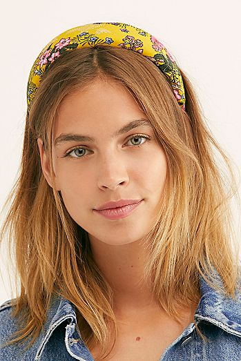4a918490c Women's Headbands & Scrunchies   Turban, Soft & More   Free People