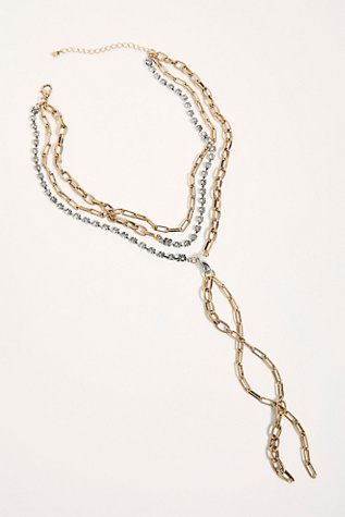 Mixed Signals Necklace by Free People