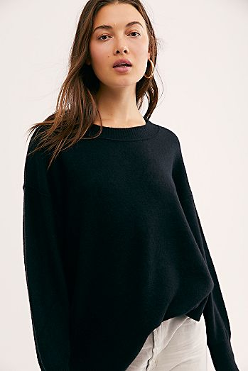 Talk All Night Cashmere Sweater