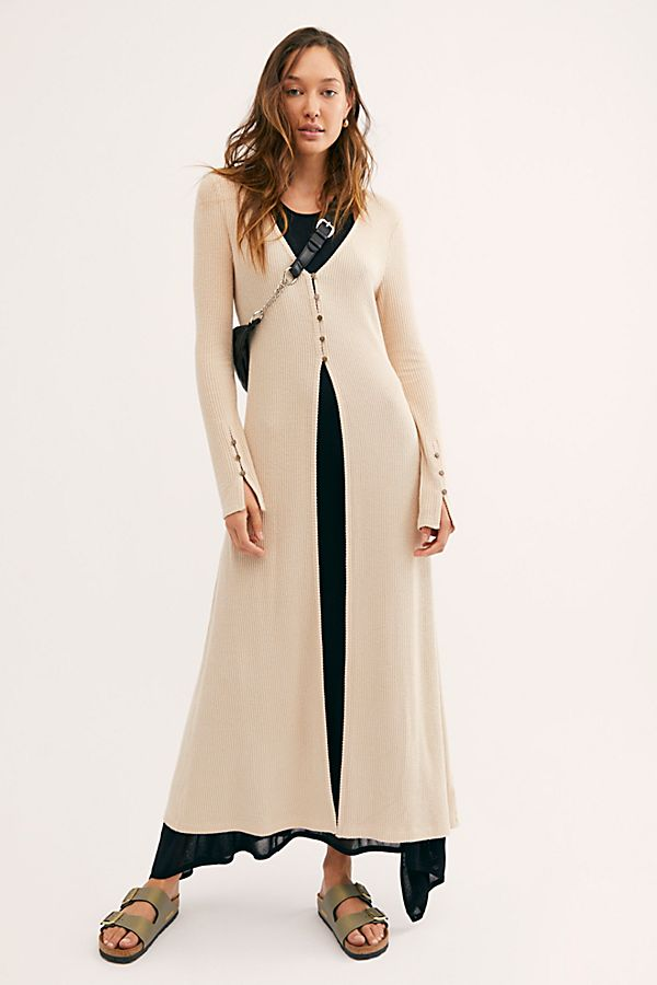I'm Yours Maxi Cardi by Free People