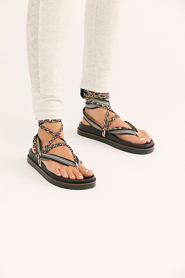 Mallorca Wrap Sandal by Fp Collection