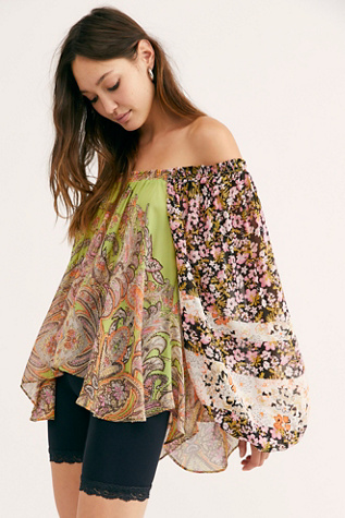 Roamin' Around Blouse by Free People