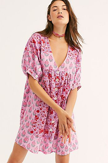 a9af16457243 Shop Floral Dresses & Printed Dresses   Free People