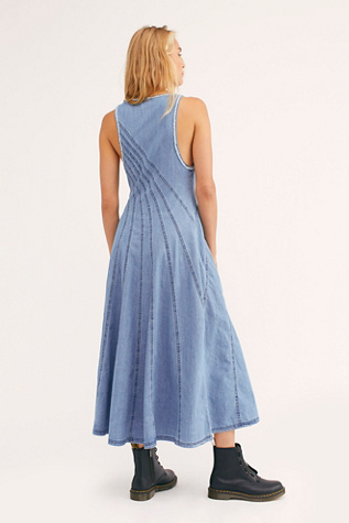Blue Jean Baby Maxi by Free People