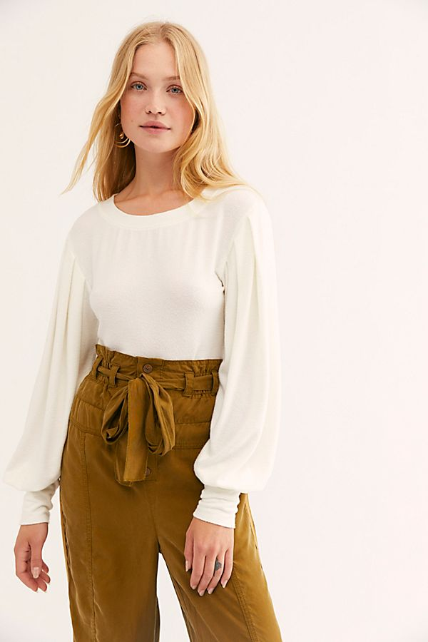 We The Free Delphine Top by Free People