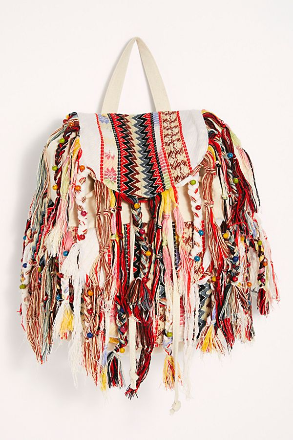 Drifter Printed Backpack by Free People