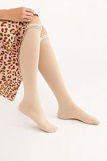 00ebe1426 Tan - Knee High Socks & Over The Knee Socks | Tall Socks For Women ...