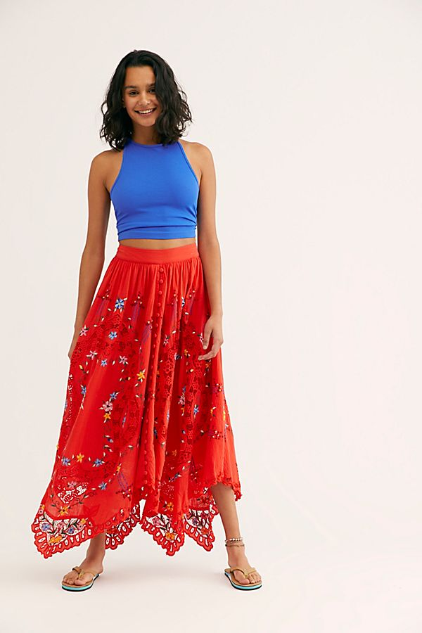 5a7e2bb7a9 Slide View 1: Once Upon A Song Maxi Skirt
