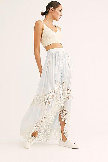 0b9771d5a3c78 Pretty Tuesday Maxi Skirt