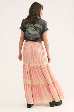 Ocean Maxi Skirt by Spell And The Gypsy Collective X Free People