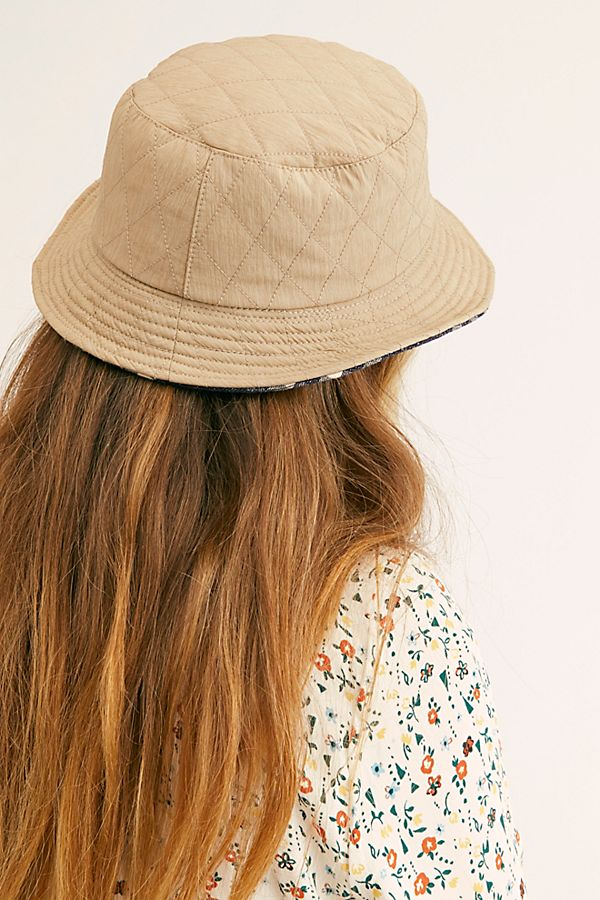 Kangol Hidden Layers Bucket Hat