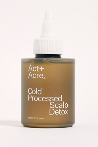 Act + Acre Cold Processed Scalp Detox by Act + Acre