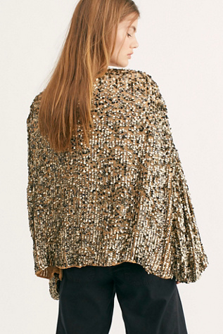 Seeing Stars Sequin Jacket by Free People