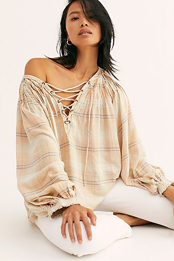fad24b94 Lace Tops, Off the Shoulder Tops & More | Free People