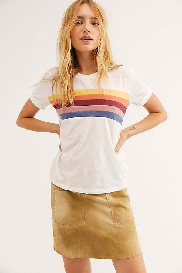 Sun Valley Tee by Camp Collection