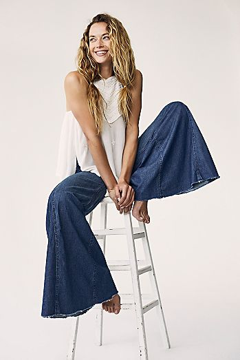 a93b75a11d Jeans & Denim for Women | Free People