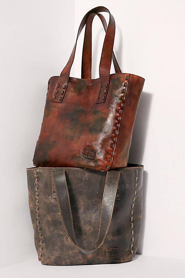 6f329f64b96 Slide View 2: Stevie Distressed Leather Tote