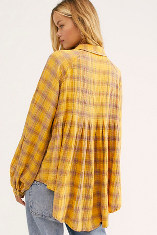 We The Free Tahoe Plaid Buttondown by We The Free