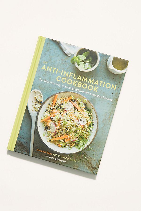 Anti-Inflammation Diet Cookbook