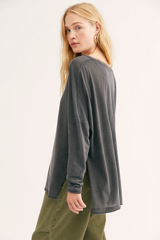 We The Free On My Mind V Neck Top by We The Free