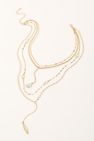 Sonja Delicate Necklace by Free People