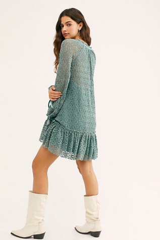Jenny Mini Dress by Free People