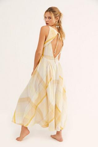 All Tied Up Midi Dress | Free People