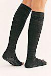 Merci网眼条纹及膝袜 #1