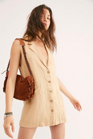 The Nue Mini Dress | Free People