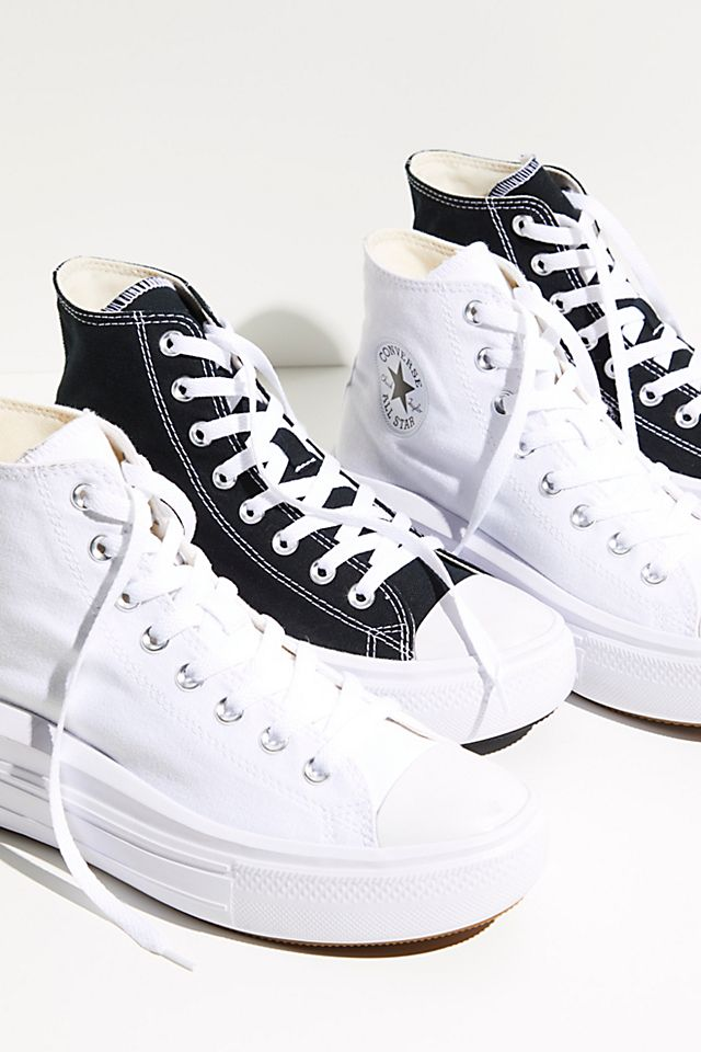 Chuck Taylor All Star Move Platform Sneakers