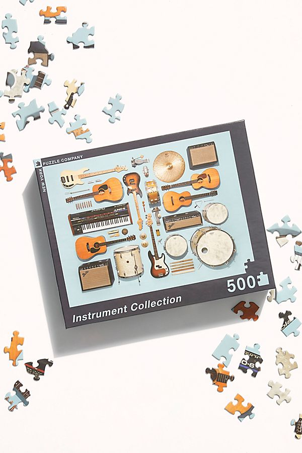 Slide View 1: Instrument Collection Puzzle