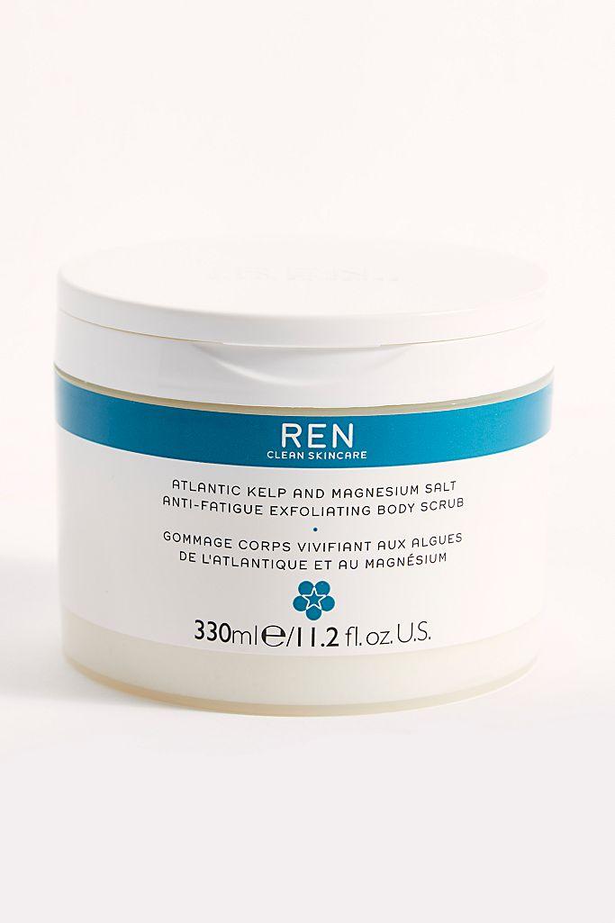 Ren Atlantic Kelp Magnesium Body Exfoliator Free People
