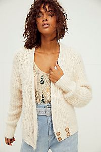 Free People Frosting Cardi