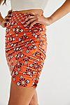 She's Something Else Printed Mini Skirt #2