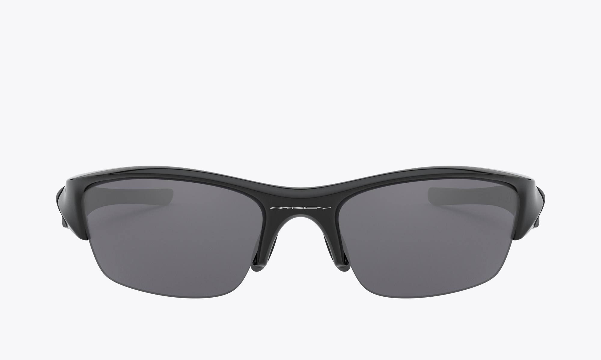 Image of Oakley FLAK JACKET color Black