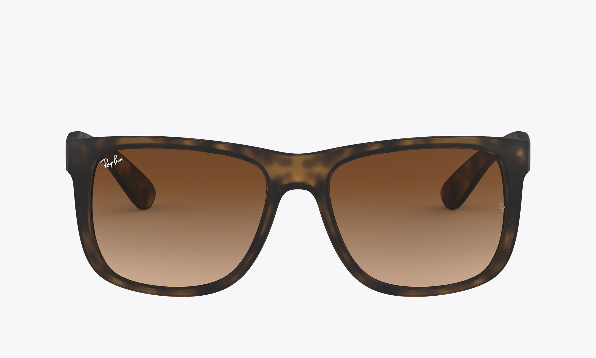 Image of Ray-Ban JUSTIN color Brown
