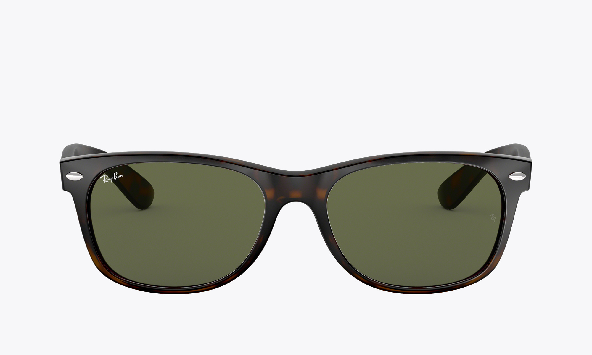 Image of Ray-Ban NEW WAYFARER color Tortoise
